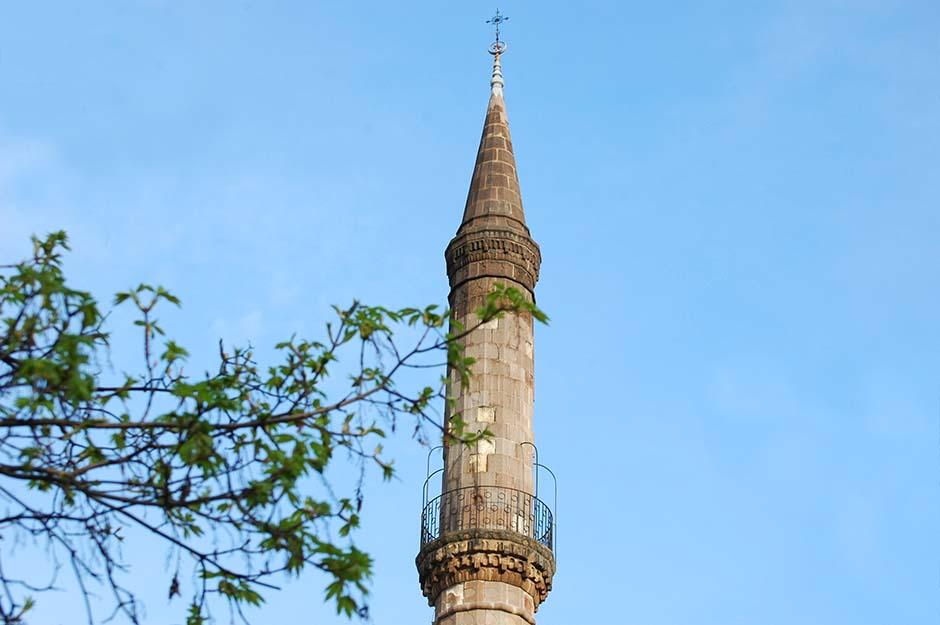 Eger – Minaret